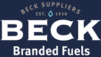 Beck Branded Fuels logo